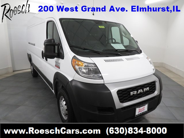 2019 ProMaster 3500 High Roof FWD,  Empty Cargo Van #16716 - photo 3