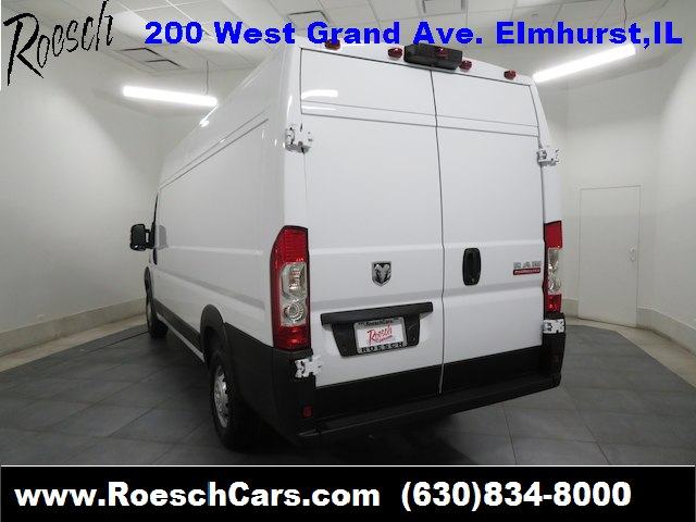 2019 ProMaster 3500 High Roof FWD,  Empty Cargo Van #16716 - photo 10