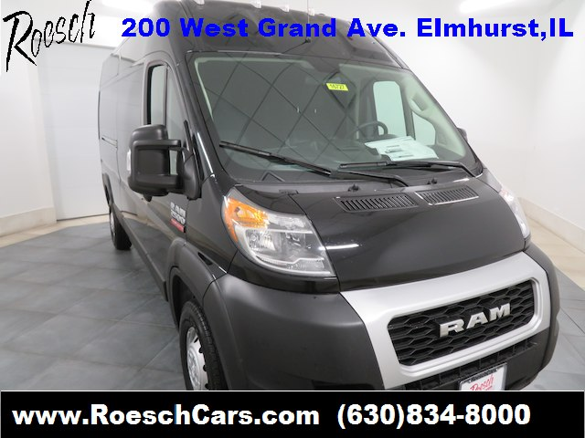 2019 ProMaster 2500 High Roof FWD,  Empty Cargo Van #16727 - photo 3