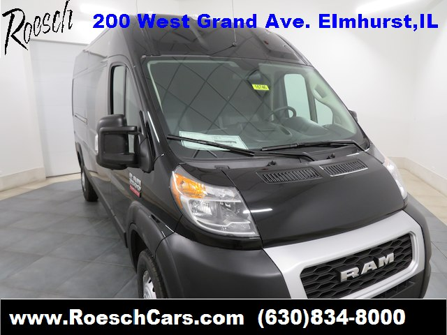 2019 ProMaster 2500 High Roof FWD,  Empty Cargo Van #16746 - photo 3