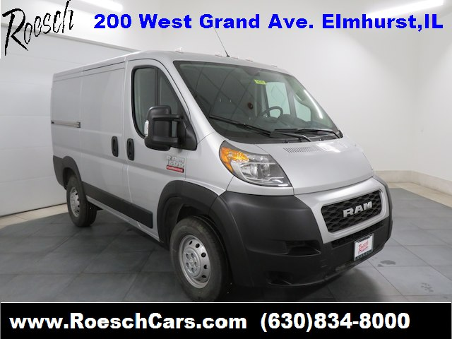 2019 ProMaster 1500 Standard Roof FWD,  Empty Cargo Van #16747 - photo 3