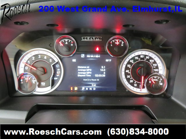 2018 Ram 2500 Crew Cab 4x4,  Pickup #16771 - photo 13