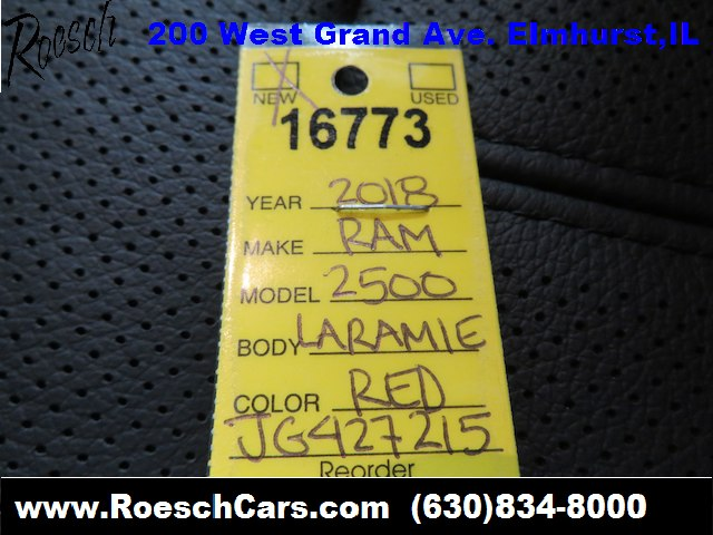 2018 Ram 2500 Crew Cab 4x4,  Pickup #16773 - photo 33