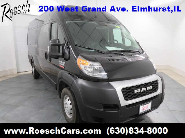 2019 ProMaster 3500 High Roof FWD,  Empty Cargo Van #16776 - photo 3