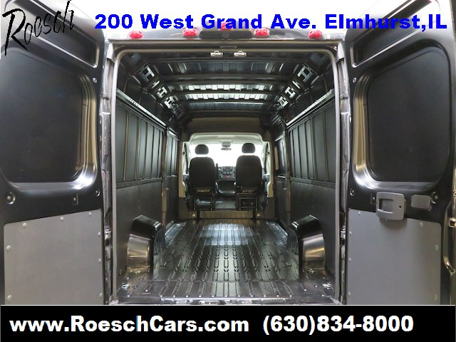 2019 ProMaster 3500 High Roof FWD,  Empty Cargo Van #16776 - photo 2