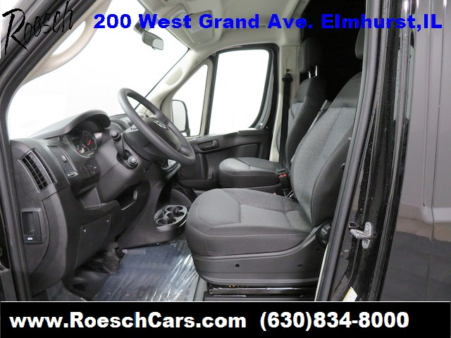 2019 ProMaster 3500 High Roof FWD,  Empty Cargo Van #16776 - photo 8