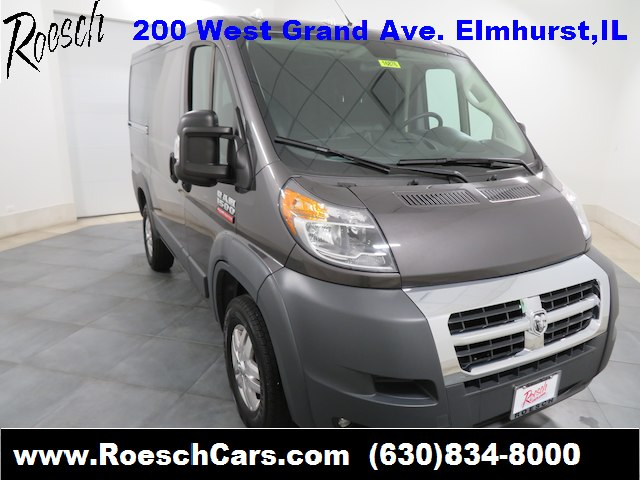 2018 ProMaster 1500 Standard Roof FWD,  Empty Cargo Van #16876 - photo 3