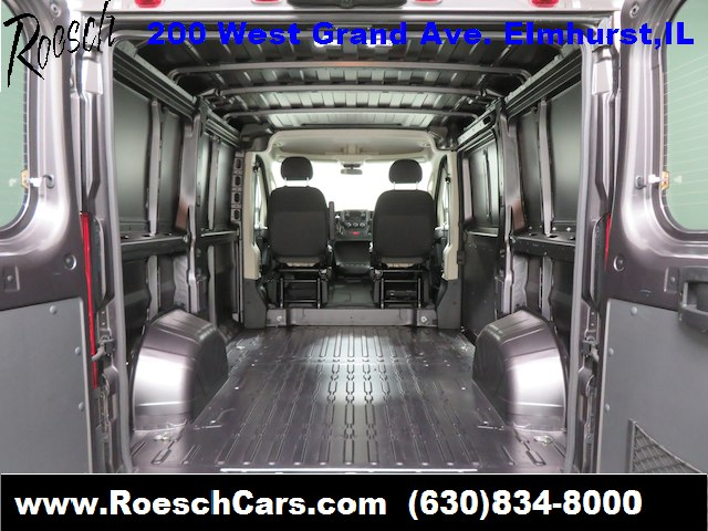 2018 ProMaster 1500 Standard Roof FWD,  Empty Cargo Van #16876 - photo 2
