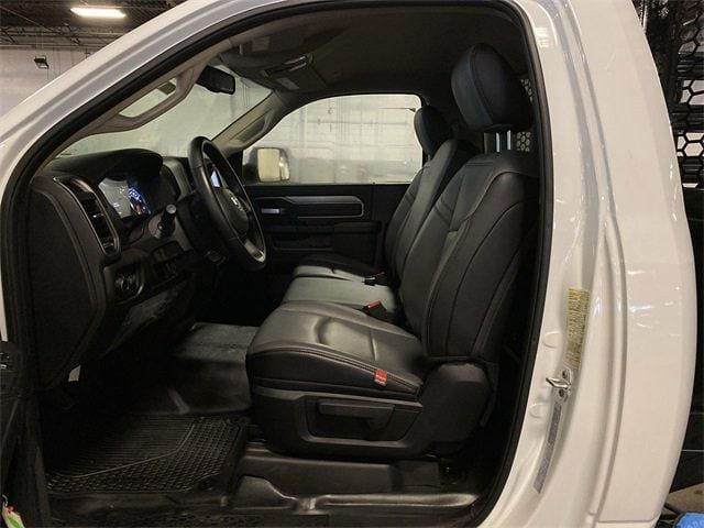 2019 Ram 4500 Regular Cab DRW 4x2,  Knapheide Stake Bed #17226 - photo 14