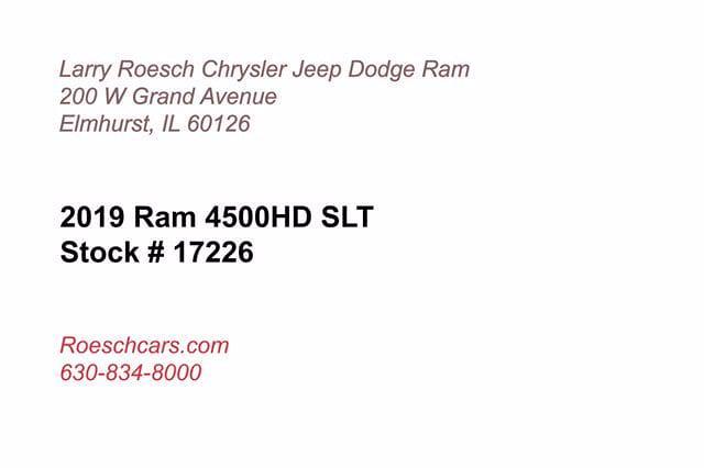 2019 Ram 4500 Regular Cab DRW 4x2,  Knapheide Stake Bed #17226 - photo 7