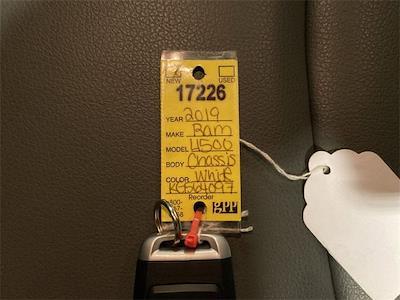 2019 Ram 4500 Regular Cab DRW 4x2,  Knapheide Stake Bed #17226 - photo 34