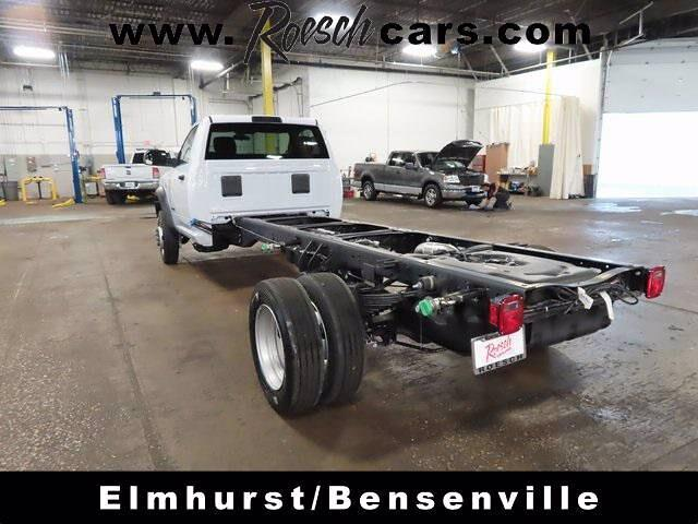 2020 Ram 5500 Regular Cab DRW 4x2, Cab Chassis #18292 - photo 1