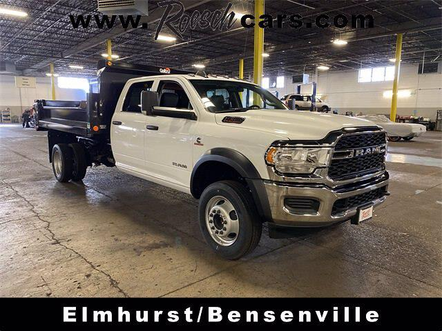 2020 Ram 4500 Crew Cab DRW 4x4, Galion Dump Body #18358 - photo 1