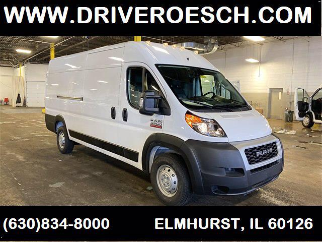 2021 Ram ProMaster 3500 FWD, Empty Cargo Van #18413 - photo 1