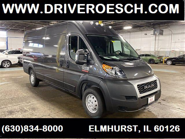 2021 Ram ProMaster 3500 FWD, Empty Cargo Van #18619 - photo 1