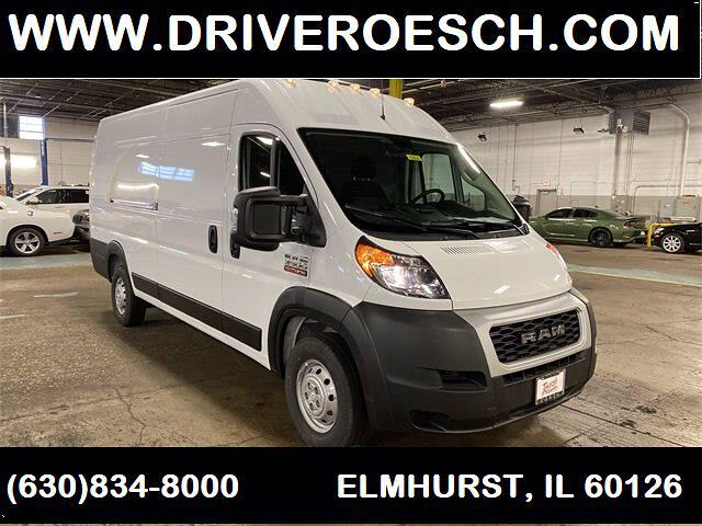 2021 Ram ProMaster 3500 FWD, Empty Cargo Van #18626 - photo 1