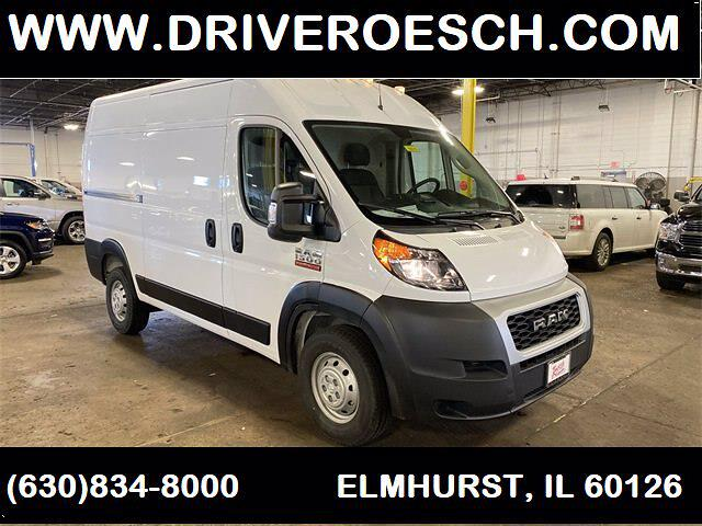 2021 Ram ProMaster 1500 High Roof FWD, Empty Cargo Van #18676 - photo 1