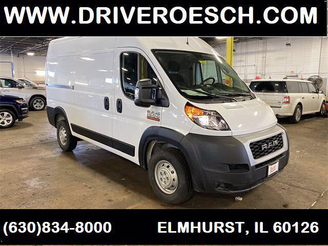 2021 Ram ProMaster 1500 High Roof FWD, Empty Cargo Van #18678 - photo 1