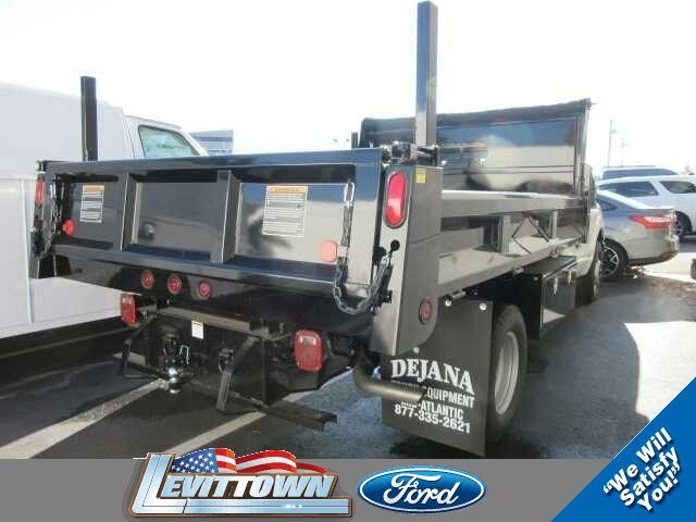 2016 F-350 Regular Cab DRW, Rugby Dump Body #10249 - photo 4