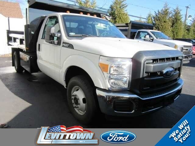 2016 F-350 Regular Cab DRW, Rugby Dump Body #10249 - photo 5