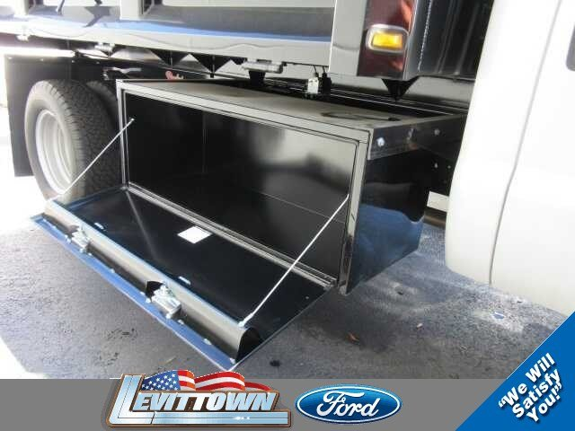 2016 F-350 Regular Cab DRW, Rugby Dump Body #10249 - photo 6
