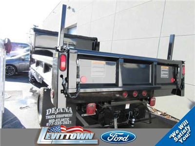 2016 F-350 Regular Cab DRW, Rugby Eliminator LP Steel Dump Body #10249 - photo 2