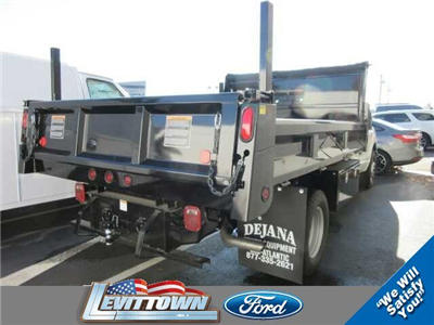 2016 F-350 Regular Cab DRW, Rugby Eliminator LP Steel Dump Body #10249 - photo 4