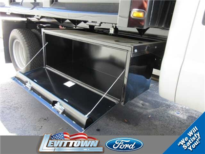 2016 F-350 Regular Cab DRW, Rugby Eliminator LP Steel Dump Body #10249 - photo 6