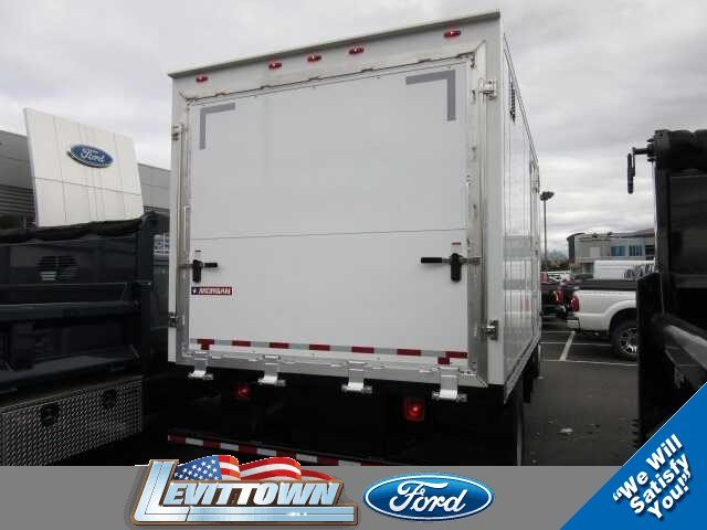 2017 F-550 Regular Cab DRW 4x2,  Morgan Dry Freight #10861 - photo 2