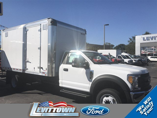 2017 F-550 Regular Cab DRW, Morgan Dry Freight #10861 - photo 14