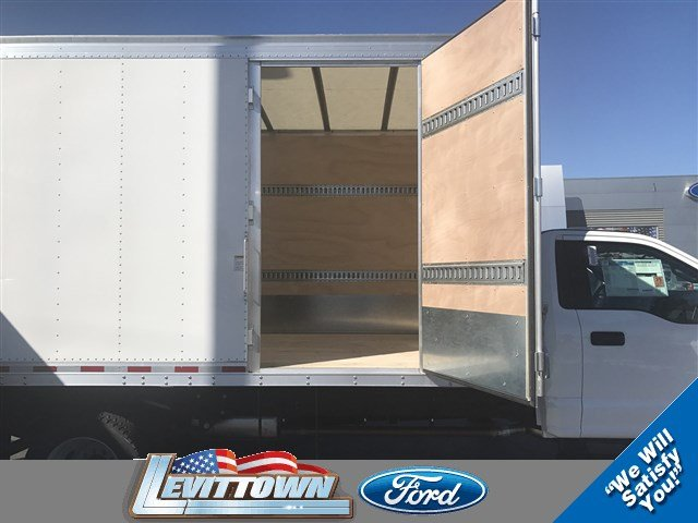 2017 F-550 Regular Cab DRW, Morgan Dry Freight #10861 - photo 21