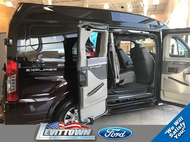 2017 Transit 150 Low Roof Passenger Wagon #12347 - photo 9