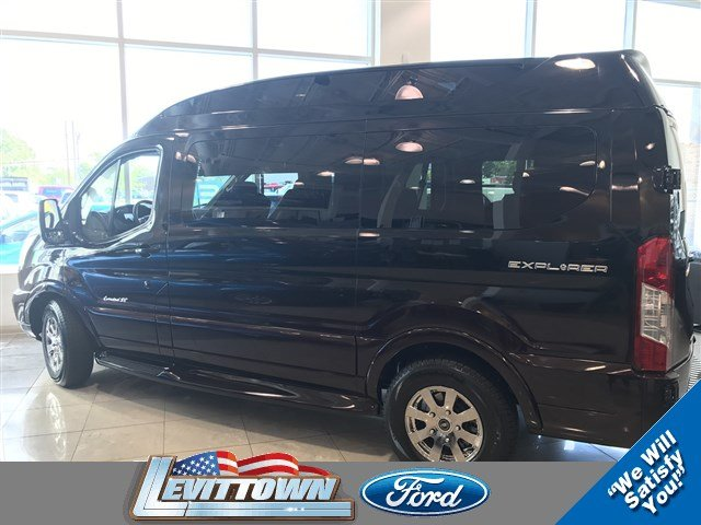 2017 Transit 150 Low Roof Passenger Wagon #12347 - photo 4