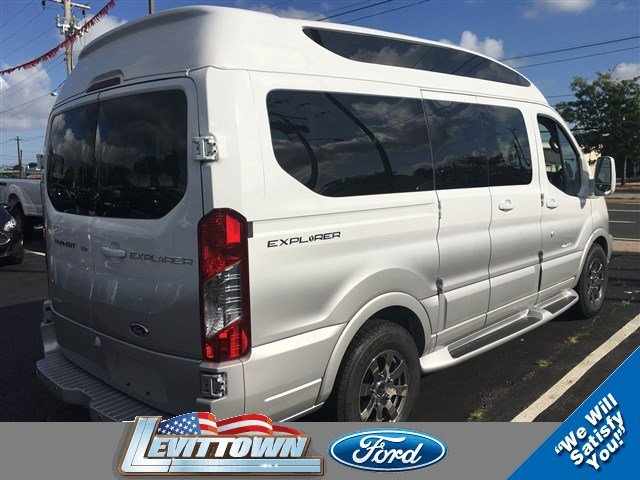 2017 Transit 150 Low Roof Passenger Wagon #12348 - photo 2