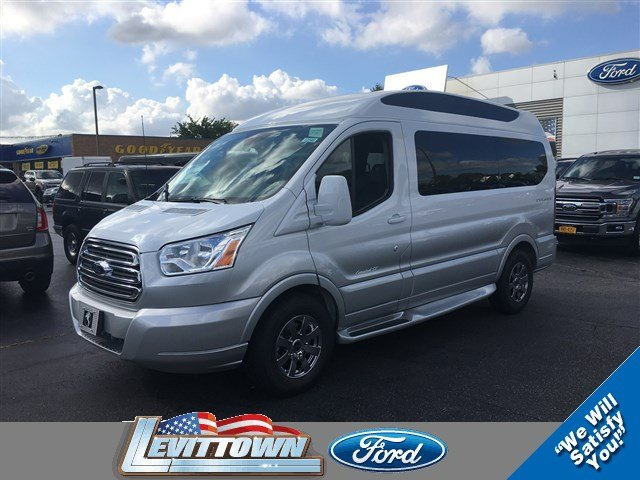 2017 Transit 150 Low Roof Passenger Wagon #12348 - photo 3