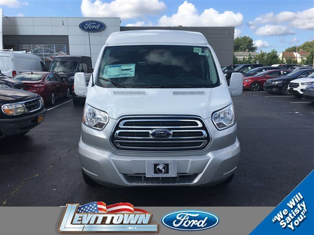 2017 Transit 150 Low Roof Passenger Wagon #12348 - photo 4