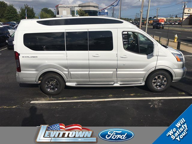 2017 Transit 150 Low Roof Passenger Wagon #12348 - photo 5