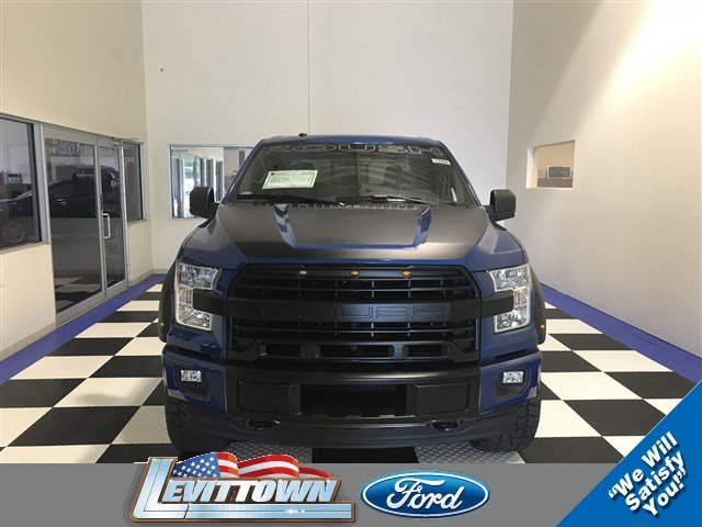 2017 F-150 Crew Cab 4x4 Pickup #12384 - photo 3