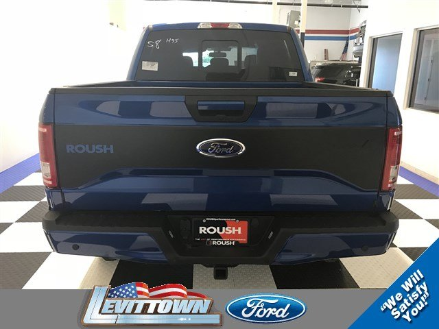 2017 F-150 Crew Cab 4x4 Pickup #12384 - photo 2