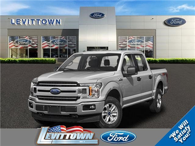2018 F-150 SuperCrew Cab 4x4,  Pickup #13050 - photo 8