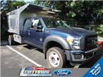 2016 F-550 Super Cab DRW 4x4,  Rugby Landscape Dump #9870 - photo 1