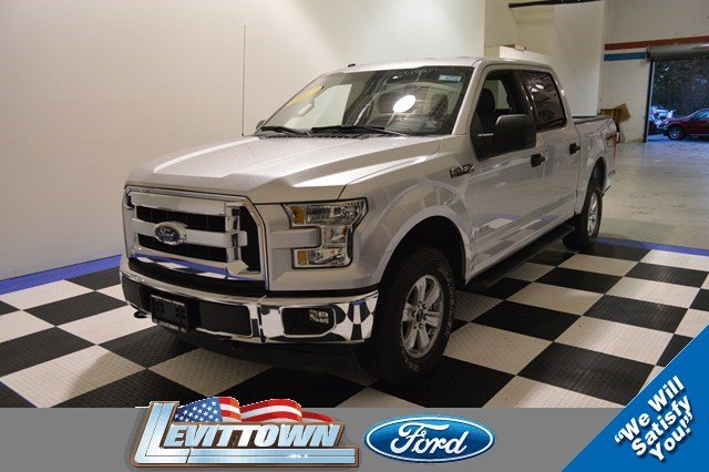 2017 F-150 Crew Cab 4x4 Pickup #FT6772 - photo 1