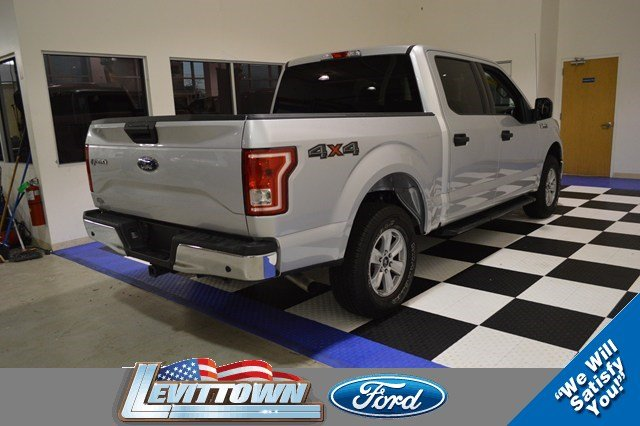 2017 F-150 Crew Cab 4x4 Pickup #FT6772 - photo 4