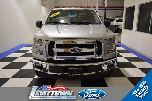 2017 F-150 Crew Cab 4x4 Pickup #FT6772 - photo 6