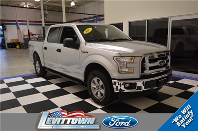 2017 F-150 Crew Cab 4x4 Pickup #FT6772 - photo 5