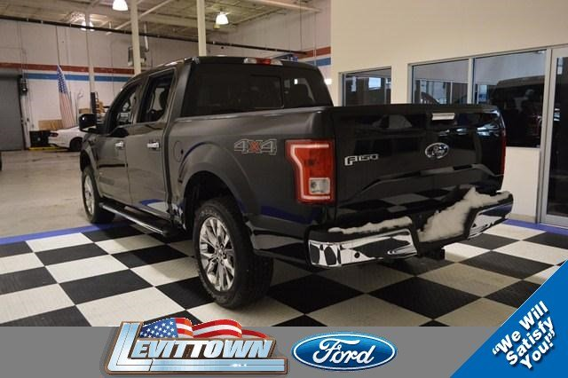 2017 F-150 SuperCrew Cab 4x4, Pickup #FT7027 - photo 2