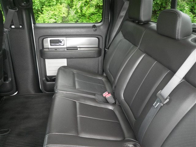 2013 F-150 SuperCrew Cab 4x4, Pickup #K26007A - photo 19