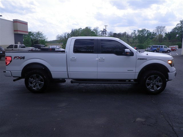 2013 F-150 SuperCrew Cab 4x4, Pickup #K26007A - photo 3