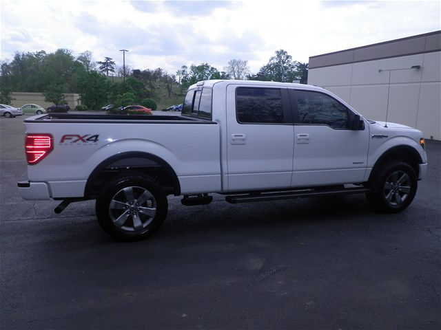 2013 F-150 SuperCrew Cab 4x4, Pickup #K26007A - photo 2
