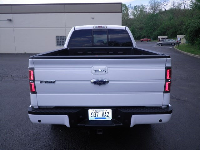 2013 F-150 SuperCrew Cab 4x4, Pickup #K26007A - photo 4